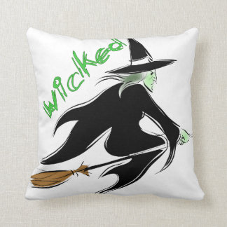 Wicked Witch Pillow! Cushion