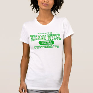 Wicked Witch University T-Shirt