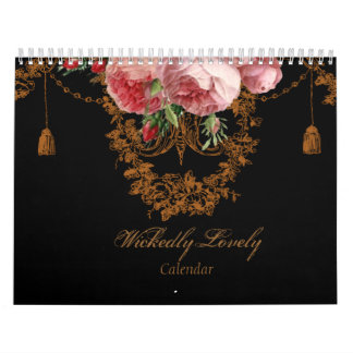 WickedlyLovely Calendars