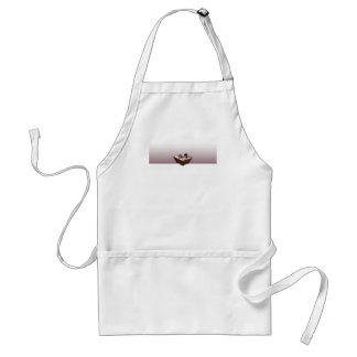 Wicker Basket with Kittens Adult Apron