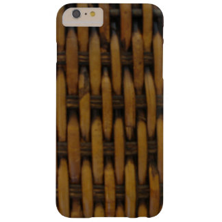 Wicker Barely There iPhone 6 Plus Case