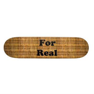 Wicker Custom Skateboard