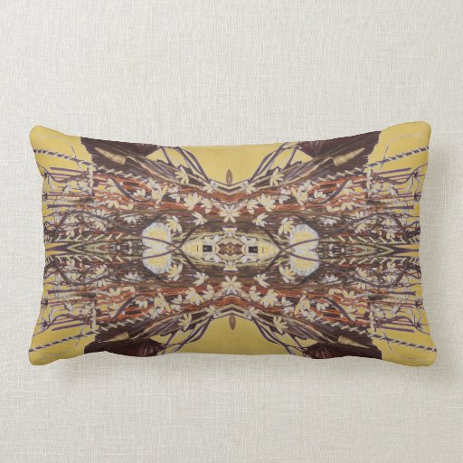 wicker explosion pillows
