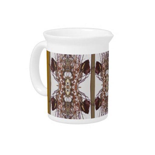 wicker explosion drink pitchers