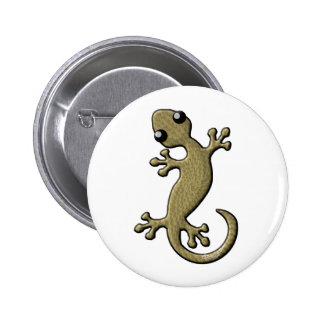 Wicker gecko pin