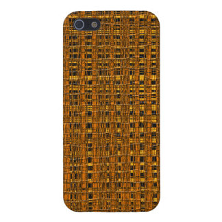 Wicker Rattan iPhone 5 Covers