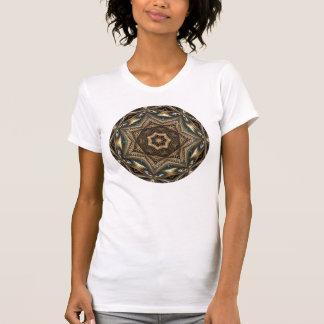 Wicker Star Mandala • Shirt