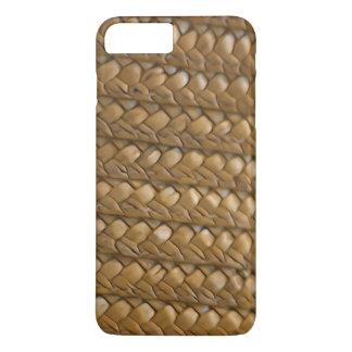Wicker Straw Rattan iPhone 7 Plus Case