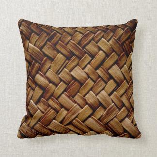 Wicker Weave - American Mojo Pillow