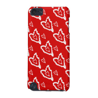 Wicket cool Red heart Design iPod Touch 5G Case