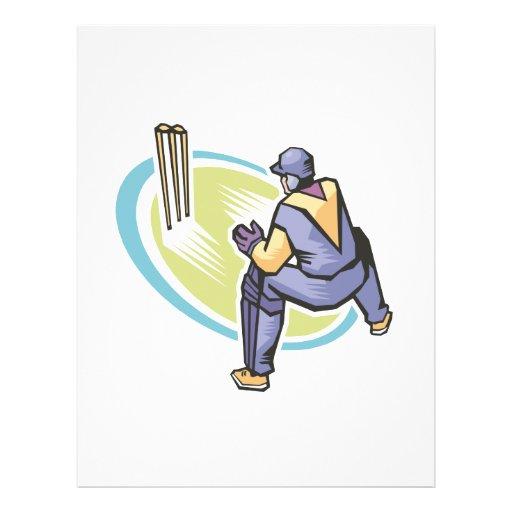 Wicket Keeper Custom Flyer