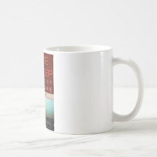 Wide Asleep Promotional Coffee Mug