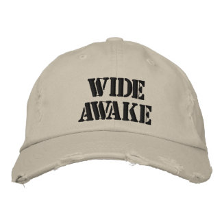 Wide Awake Hat