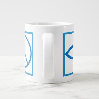 Wide Awake Large Coffee Mug