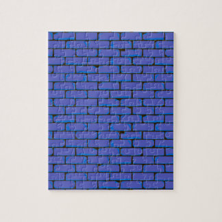 Wide Blue Wall Background Jigsaw Puzzle
