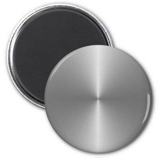 wide circular steel 6 cm round magnet