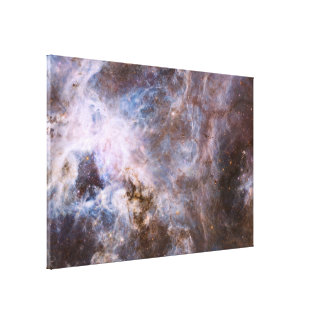 Wide Field 30 Doradus UVIS Canvas Print