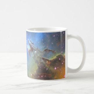 Wide-Field Image of the Eagle Nebula Coffee Mug