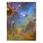 Wide-Field Image of the Eagle Nebula Post Cards