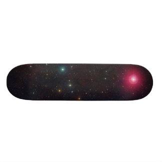 Wide Field View Constellation Cetus Stars Skate Board Decks