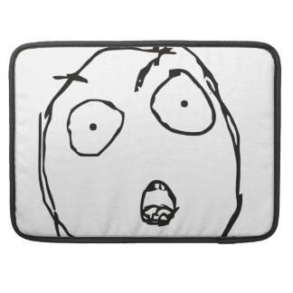 Wide Open Sleeve For MacBook Pro
