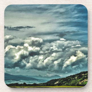 Wide Open Space Drink Coaster