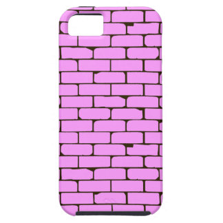 Wide Pink Wall Background iPhone 5 Cover