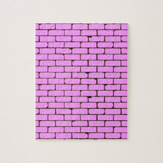 Wide Pink Wall Background Puzzles
