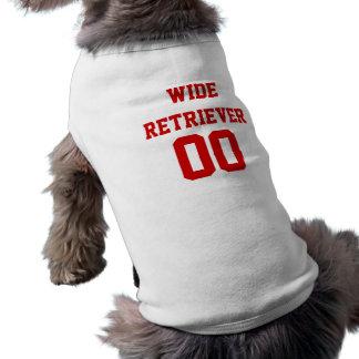 Wide Retriever Dog Jersey Shirt