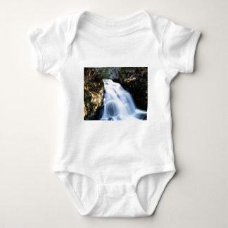 widening waterfalls baby bodysuit