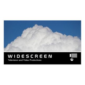 Widescreen 0476 - Cumulus Cloud Business Cards