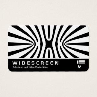 Widescreen 0536 - HC Fractal Abstract 140717 Business Card
