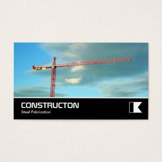 Widescreen 335 - Red Crane Business Card