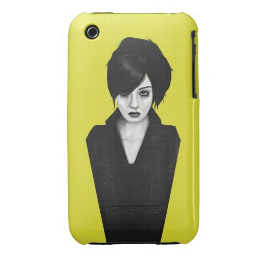 widow Case-Mate iPhone 3 cases
