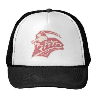 Widow Kitties Team Logo Hat
