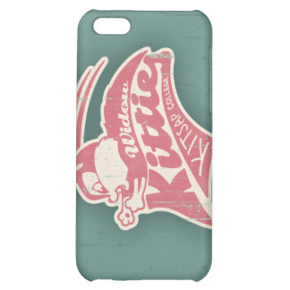 Widow Kitties Team Logo iPhone 5C Case