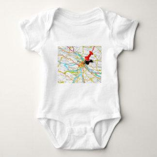 Wien, Vienna, Austria Baby Bodysuit