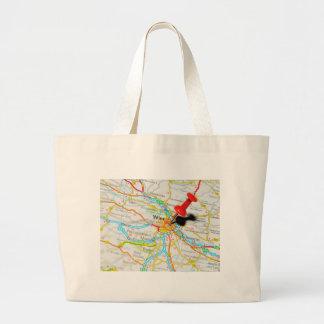 Wien, Vienna, Austria Large Tote Bag