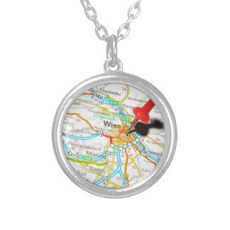 Wien, Vienna, Austria Silver Plated Necklace