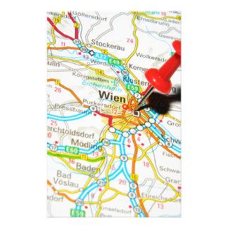 Wien, Vienna, Austria Stationery