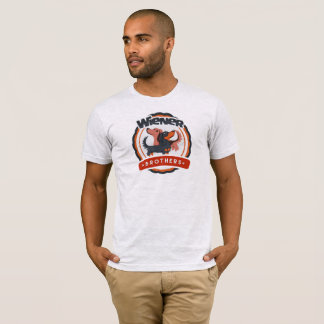Wiener Brothers Dachshund t-shirt