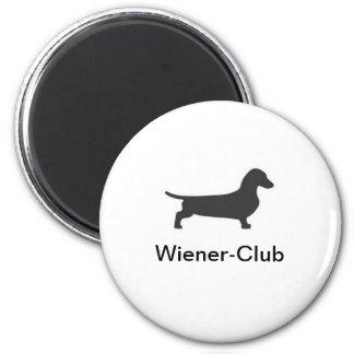 Wiener-Club Magnet