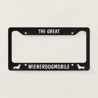 Wienerdogmobile Dachshund Silhouettes Custom