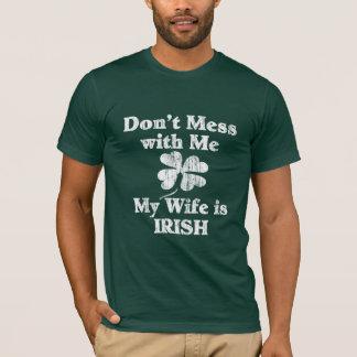 Wife is Irish T-Shirt