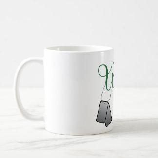 Wifey Mug with Dog Tags