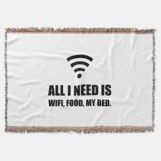 Wifi Food My Bed