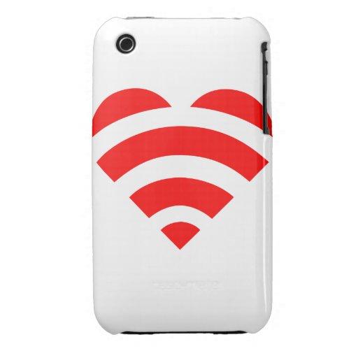 Wifi Love Case-Mate iPhone 3 Case