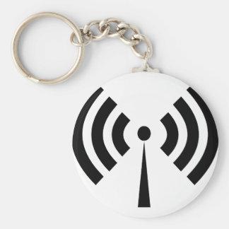 Wifi Signal Key Ring
