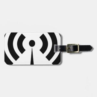 Wifi Signal Luggage Tag