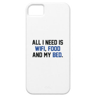 WifiFoodBed1C iPhone 5 Cover